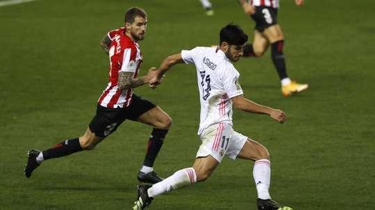 Asensio, nouveau joueur d'Adidas. EFE