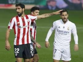 Sept joueurs de l'Athletic ont déjà gagné la Supercoupe. EFE