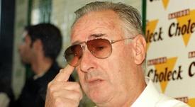 Vicente Cantatore falleció. EFE