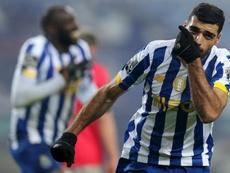 El Sporting gana en el 'O Clássico' entre Oporto y Benfica. EFE/EPA