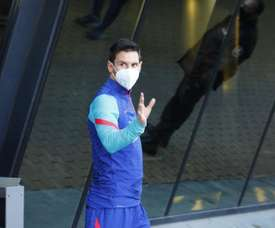 Messi è pronto per la finale. EFE