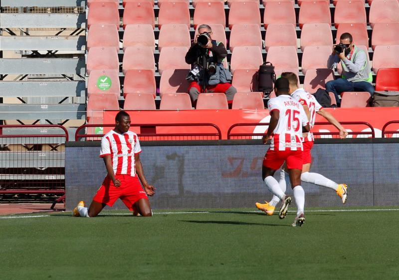 Previa Girona Almería Segunda datos