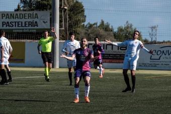 La justicia deportiva ha dado la razón al Valladolid. EFE/Archivo