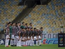 Fluminense y Coritiba sonríen por la mínima. EFE/Archivo