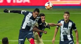 Ochoa y otros cinco positivos en el América tras jugar contra Monterrey. EFE/Miguel Sierra