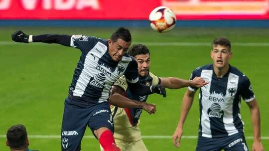Los once metros dan el triunfo a Monterrey. EFE