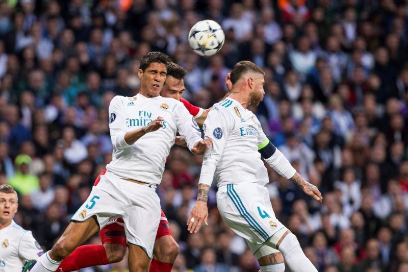 Varane ficha por el United