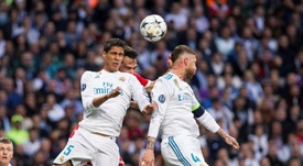 Zidane toujours sans Ramos, mais avec Varane. EFE