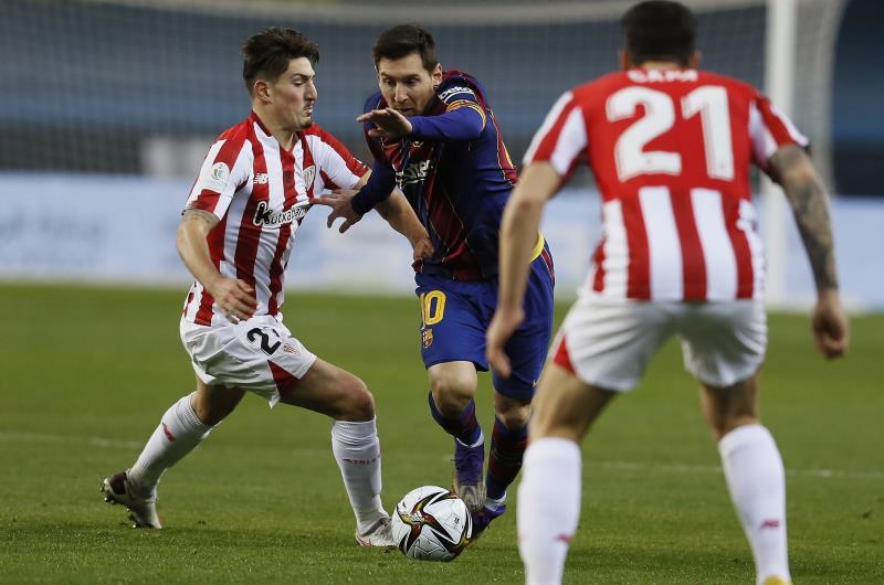Leo Messi decepcionó