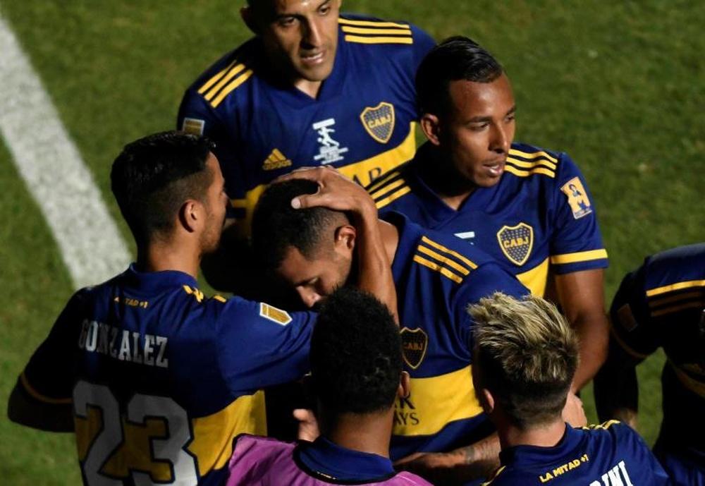 Cardona fue pillado de fiesta tras su regreso a Colombia. EFE