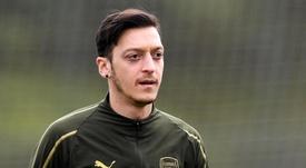 Özil, más que encantado de ir al Fenerbahçe. EFE