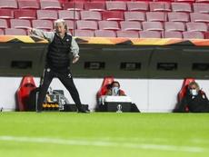 Problemas en el Benfica. EFE