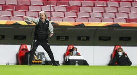Benfica have been hit hard by coronavirus. EFE
