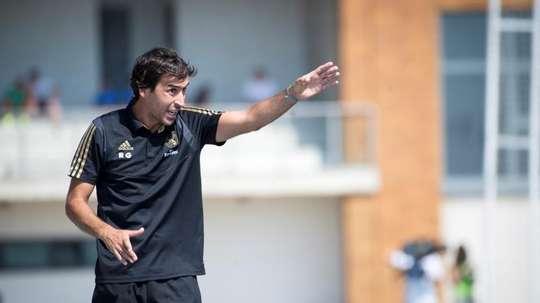 Raúl Gonzalez, positif à la Covid-19. EFE