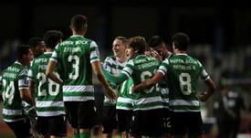 El Sporting jugará la final de la Copa de la Liga. EFE