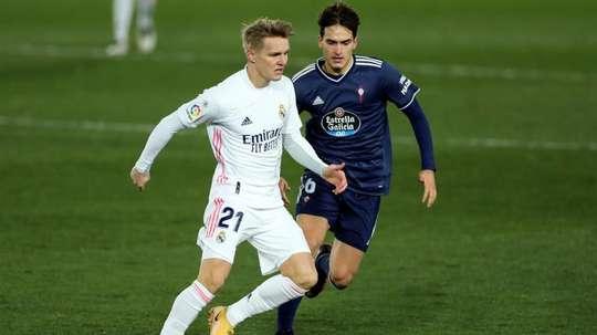Odegaard to sign for Arsenal. EFE