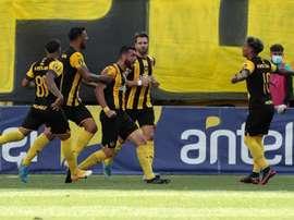 El Clausura Uruguayo aplaza su tercera jornada. EFE/Archivo