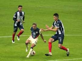 Aplazan el América-Juárez por seis positivos en las 'águilas'. EFE