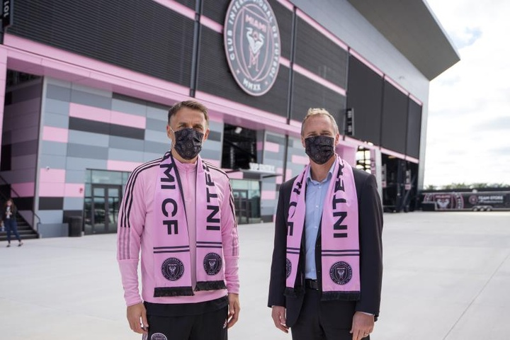 De l'excitation au pessimisme : les fans en ont assez de l'Inter Miami. EFE