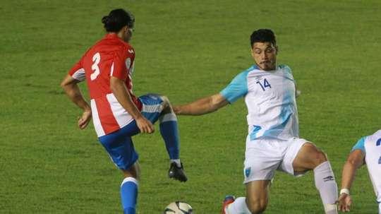 Guatemala se llevó la victoria por la mínima. EFE