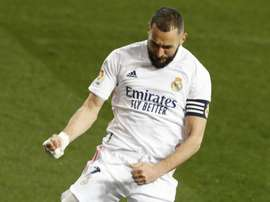 Karim Benzema has been vital for Real Madrid. EFE