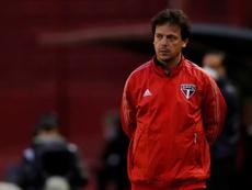 Un Sao Paulo irreconocible agradece el favor del 'Almirante'. EFE