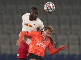 Dayot Upamecano looks likely to go to Bayern. EFE