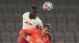 Dayot Upamecano looks likely to go to Bayern. EFE