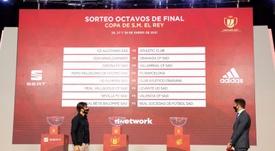 Alcoyano y Navalcarnero, los únicos supervivientes de Segunda B en Copa. EFE/RFEF