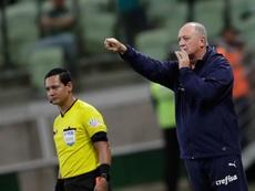 Scolari y Cruzeiro separan sus caminos tras la salvación. EFE/Archivo