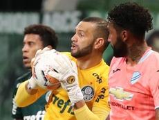 Así es Palmeiras. EFE