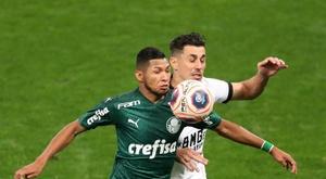 Corinthians confirm 10 COVID-19 positives in squad. EFE
