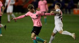 Barça vira para cima do Rayo e avança na Copa do Rei. EFE
