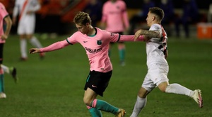 Il Barça vince in Copa del Rey. EFE