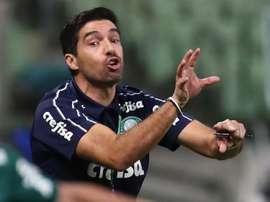 Abel Ferreira, protagonista. EFE
