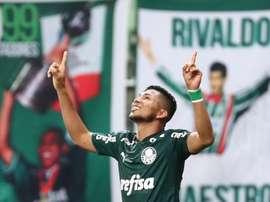 Rony es claro candidato a ser el 'MVP' de esta Libertadores. EFE/Archivo