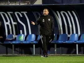 Sergio González admitió que deben mejorar a nivel defensivo. EFE