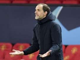 L'Atlético, la priorité de Tuchel. EFE