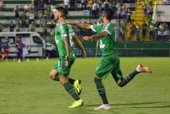 El Chapecoense ganó su primer partido del Brasileirao. EFE