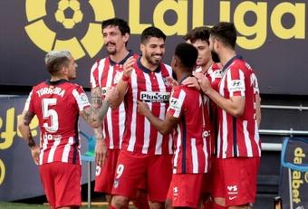 Rumores y fichajes del Atlético de Madrid. EFE
