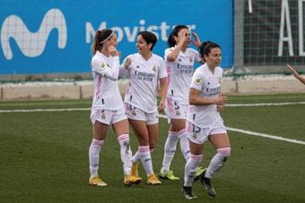 El Madrid finaliza la pretemporada con una victoria. EFE