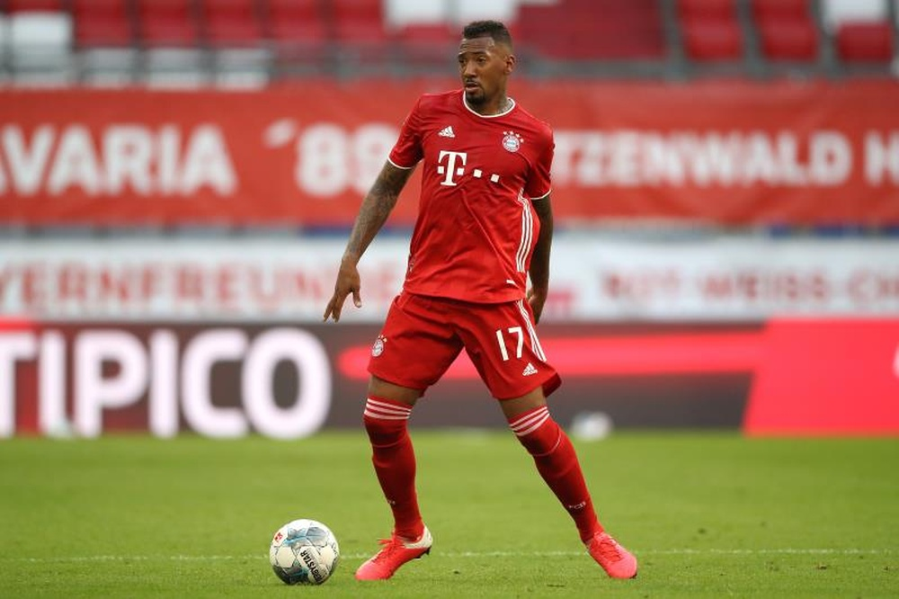 Boateng's Bayern contract expires in June. EFE