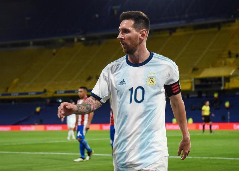 La CONMEBOL rinvia tutti gli incontri. EFE