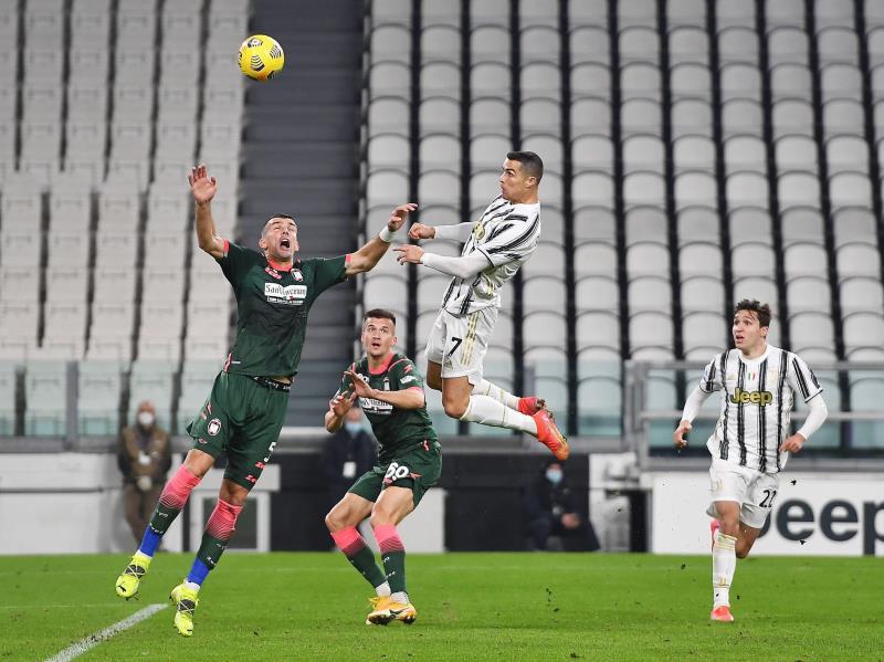 Cristiano, Juventus-Crotone