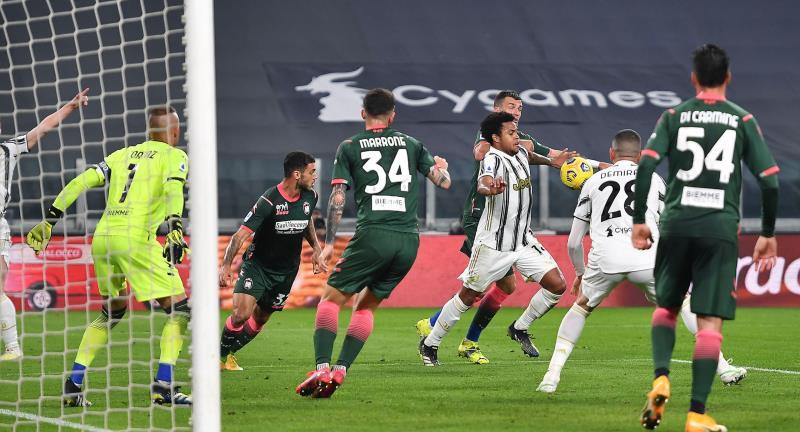 Juventus-Crotone