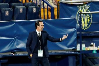 3-1, le résultat favori de Villarreal contre Osasuna. EFE/ Domenech Castelló/Archivo