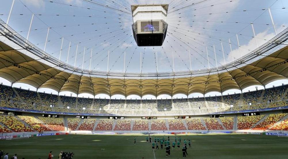 Habrá VAR en Rumanía en la temporada 2022-23. EFE