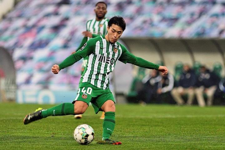 Ryotaro Meshino va encore quitter Manchester City. efe