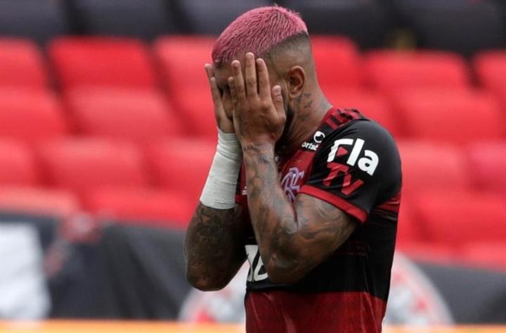 Gabigol écarté d'un match qui doit se jouer 24h après la finale ! EFE