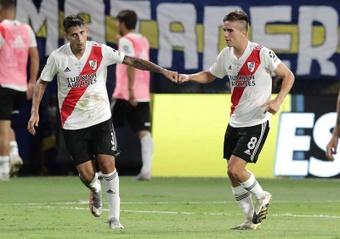 River se medirá a Boca en octavos de la Copa Argentina. EFE/Archivo
